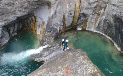 Canyon Grognardo-Argentina