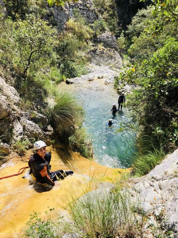 canyon airole