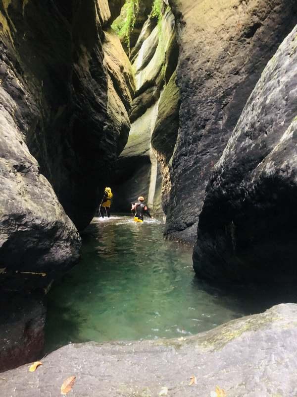 canyon grognardo argentina